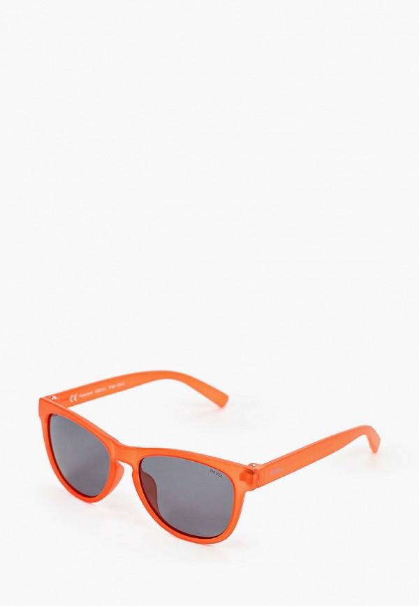 солнцезащитные очки invu малыши, оранжевые