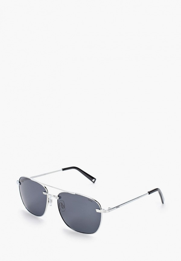 мужские солнцезащитные очки invu, серебряные