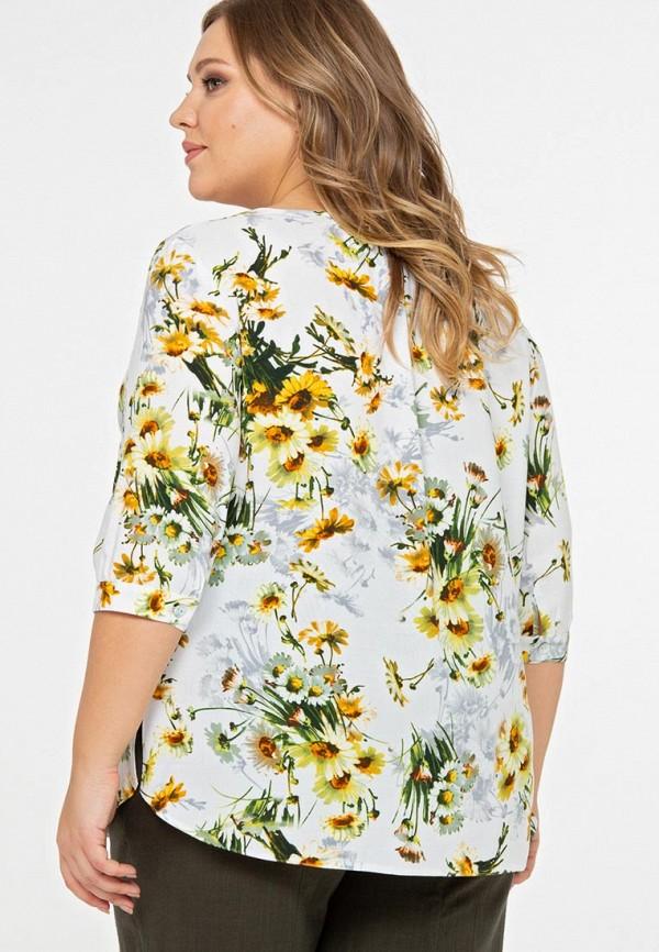 Фото 3 - Блузу Intikoma разноцветного цвета