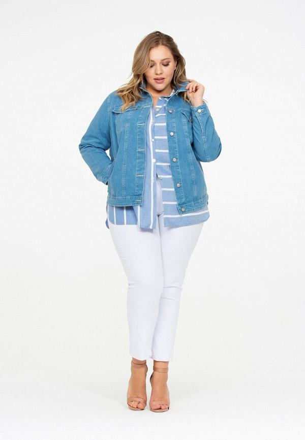 цена на Куртка джинсовая Intikoma Intikoma IN023EWEDZL2