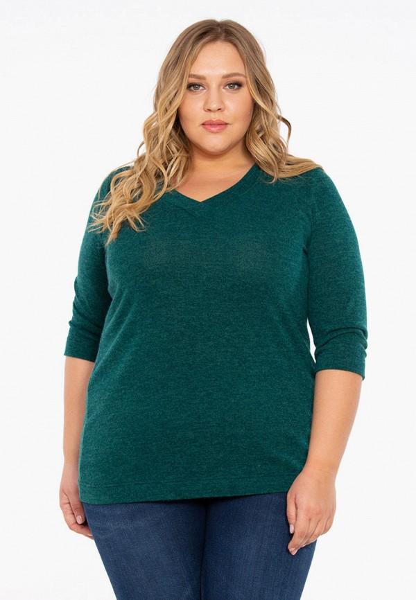 женский пуловер intikoma, зеленый