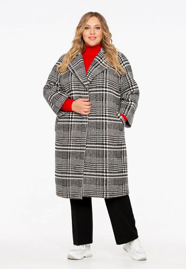 женское пальто intikoma, серое