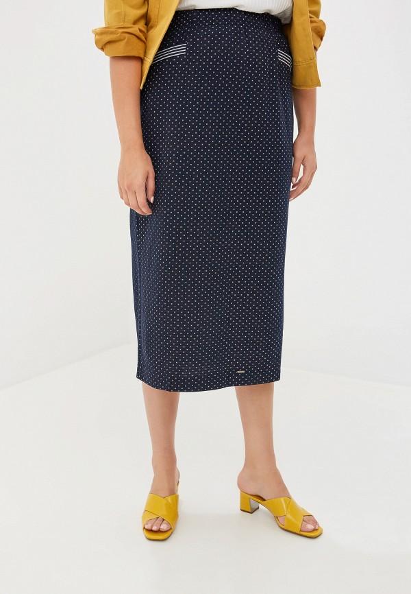 женская юбка intikoma, синяя