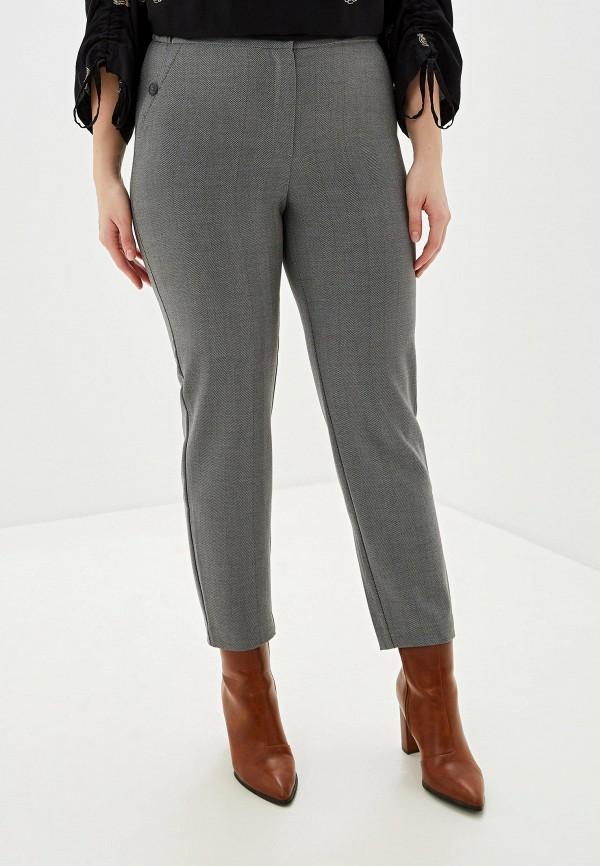 женские брюки intikoma, серые