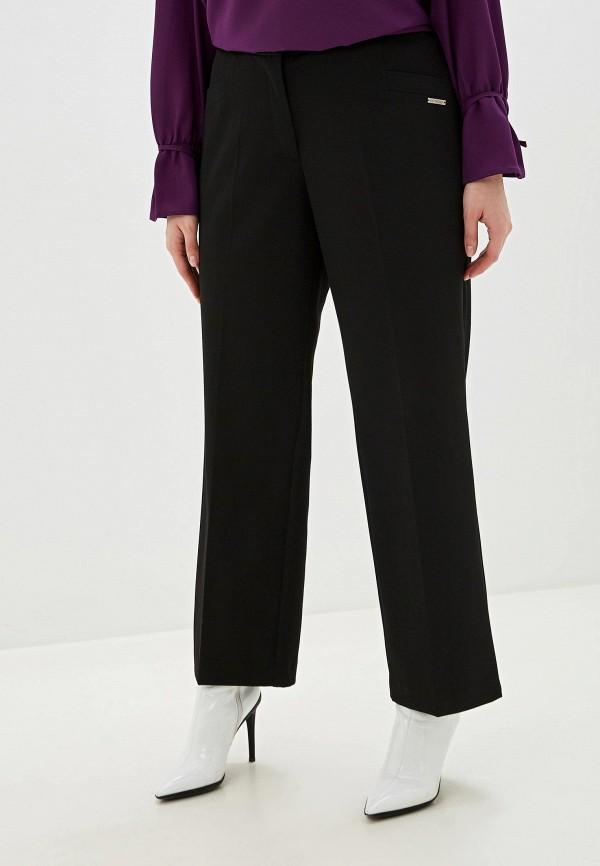 женские классические брюки intikoma, черные