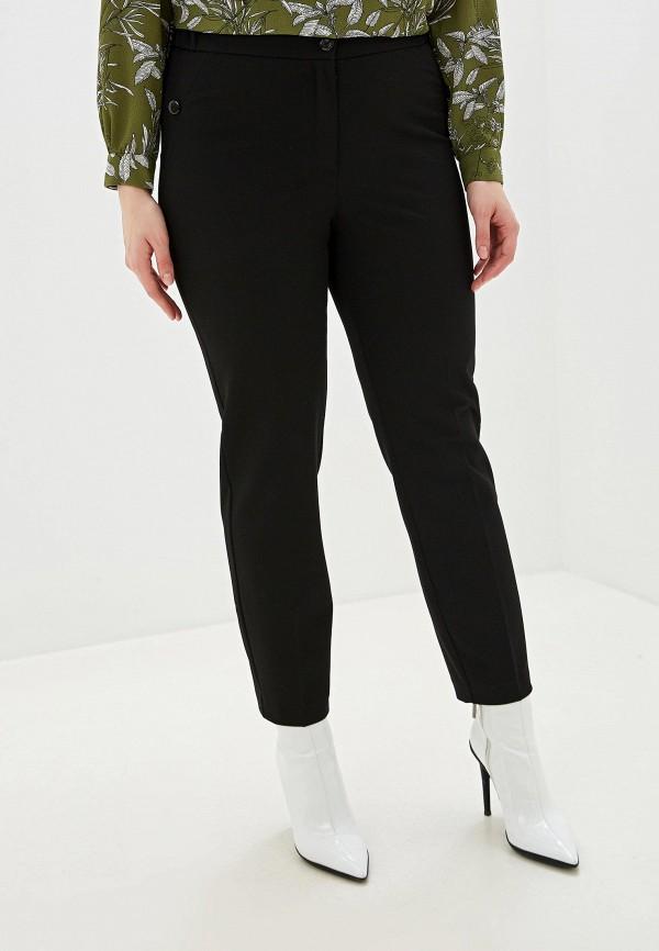 женские повседневные брюки intikoma, черные
