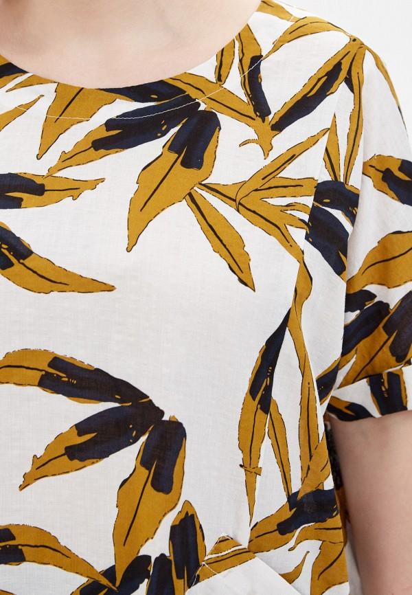Фото 4 - Блузу Intikoma белого цвета