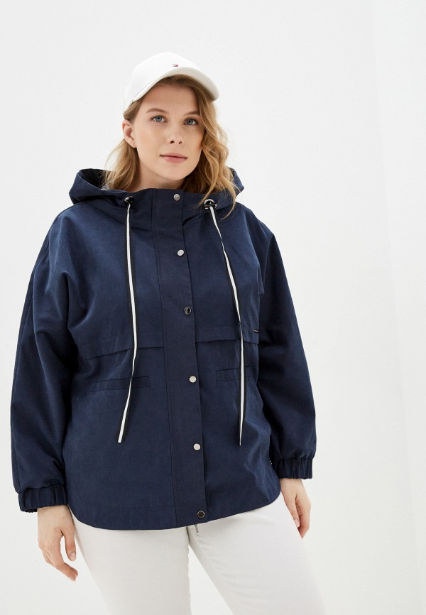 женская куртка intikoma, синяя