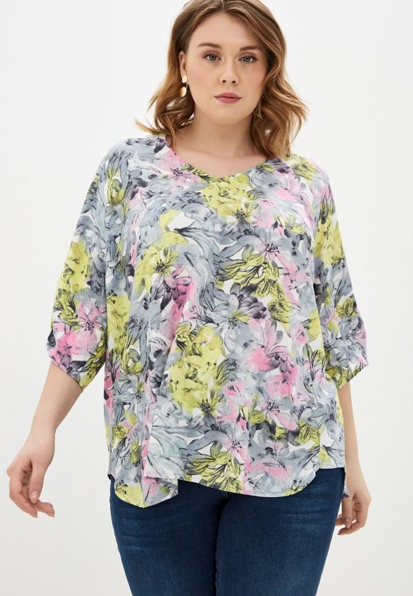женская блузка intikoma, разноцветная