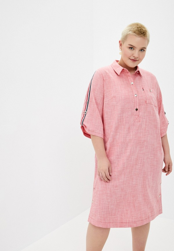 женское платье intikoma, красное