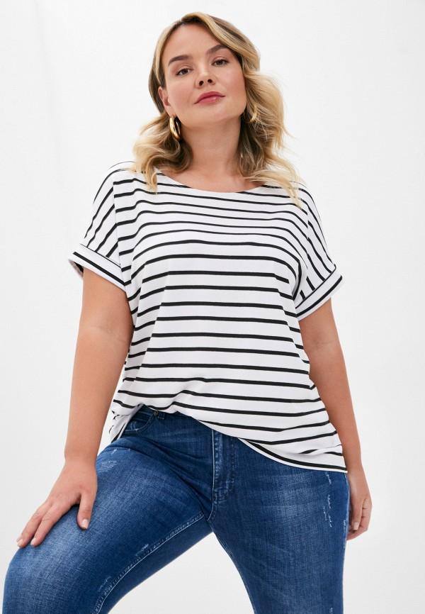 женская футболка intikoma, белая