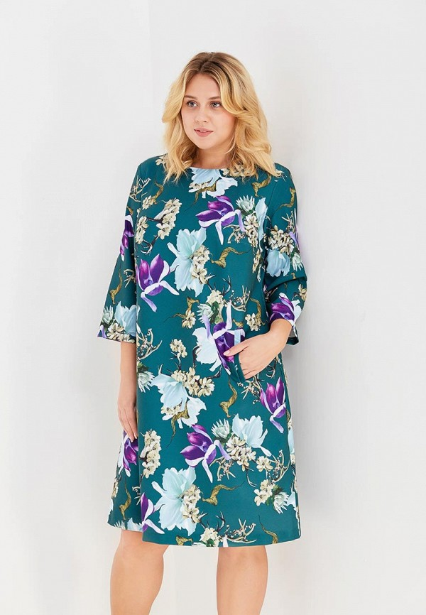 Платье Intikoma Intikoma IN023EWVRL54 платье intikoma intikoma in023ewvrl67