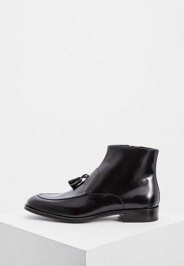 мужские ботинки inch2, черные