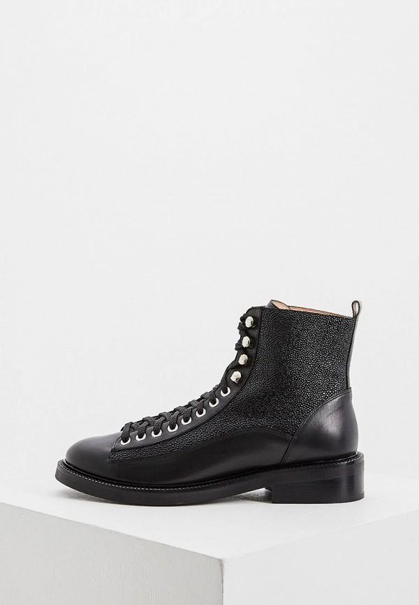 женские ботинки inch2, черные
