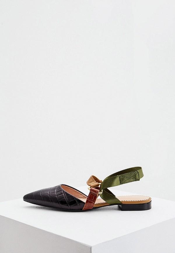 женские туфли inch2, черные