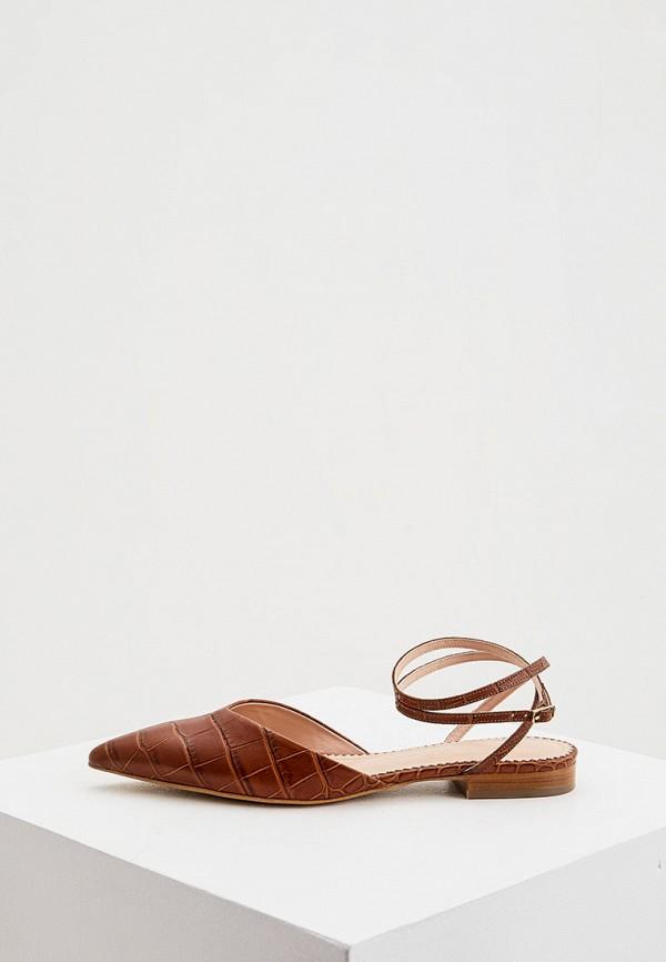 женские туфли inch2, коричневые