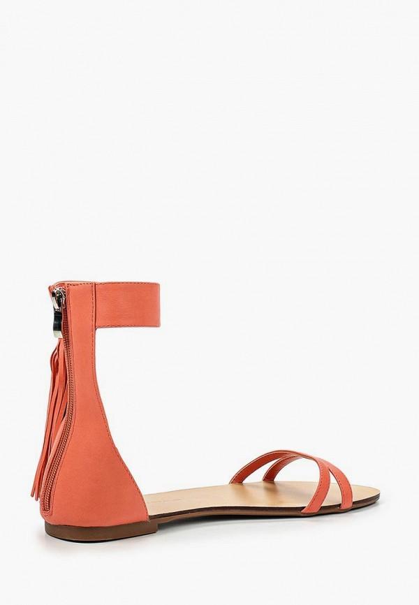Фото 2 - женские сандали Inario кораллового цвета