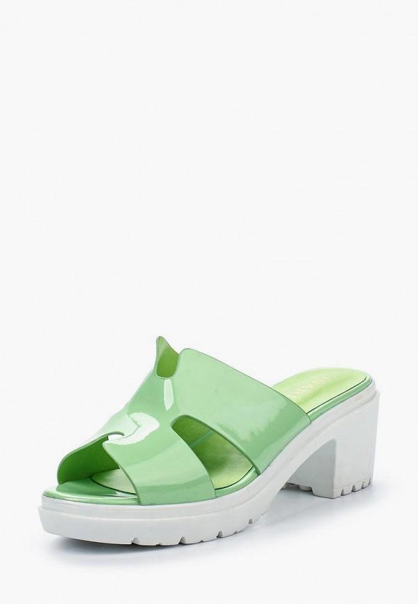 Купить Сабо Inario, IN029AWIPW18, зеленый, Весна-лето 2016