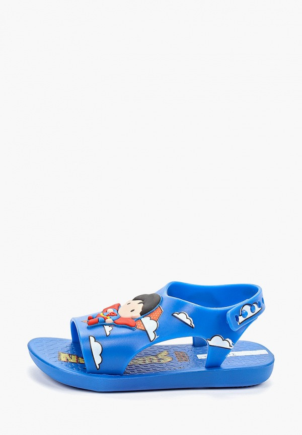 сандалии ipanema для мальчика, синие