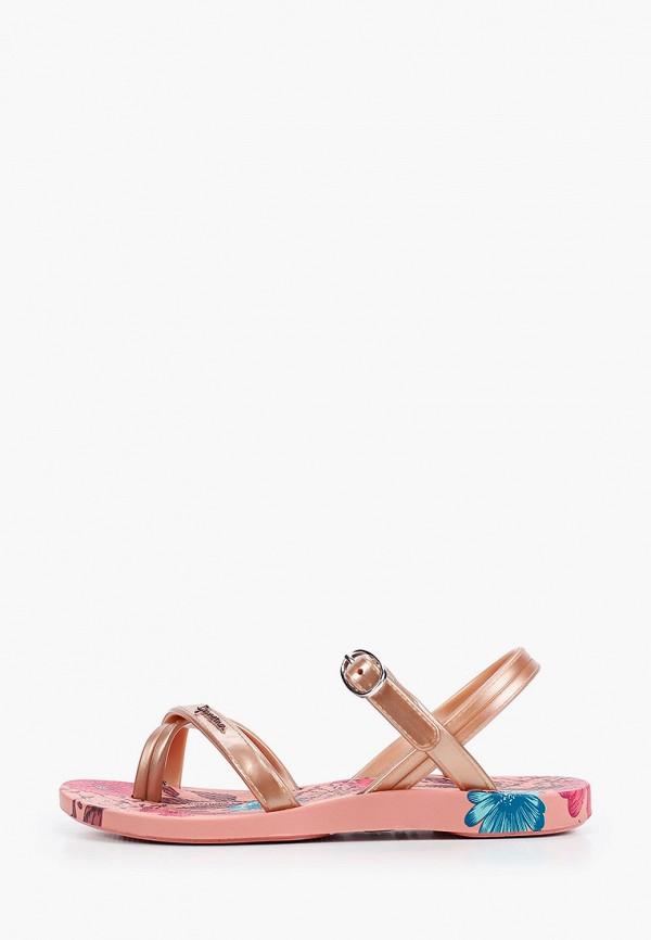 сандалии ipanema для девочки, золотые