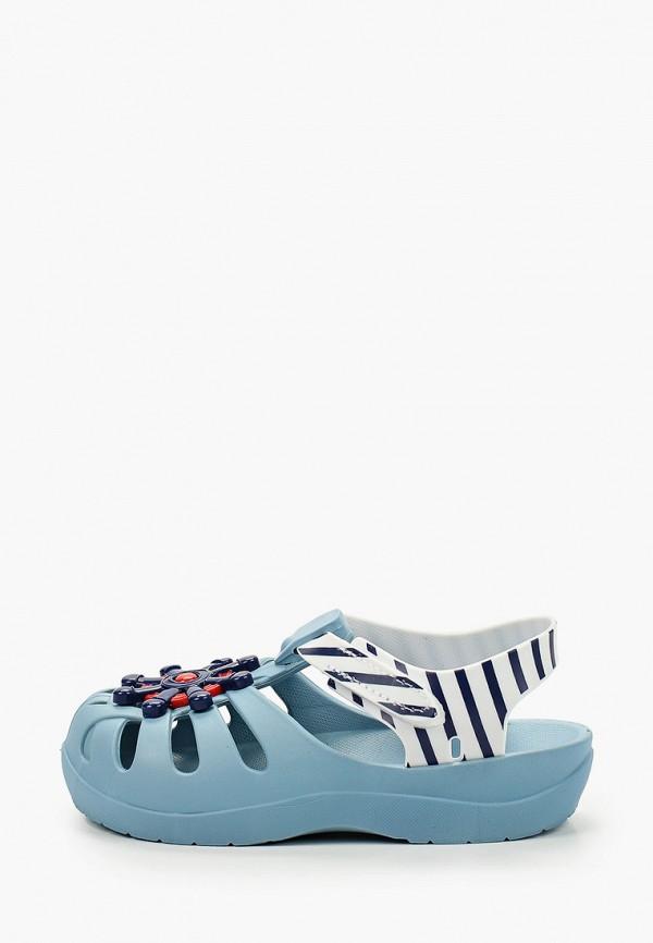 сандалии ipanema малыши, голубые