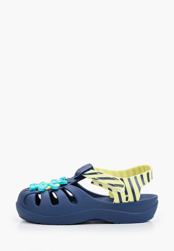 сандалии ipanema малыши, синие