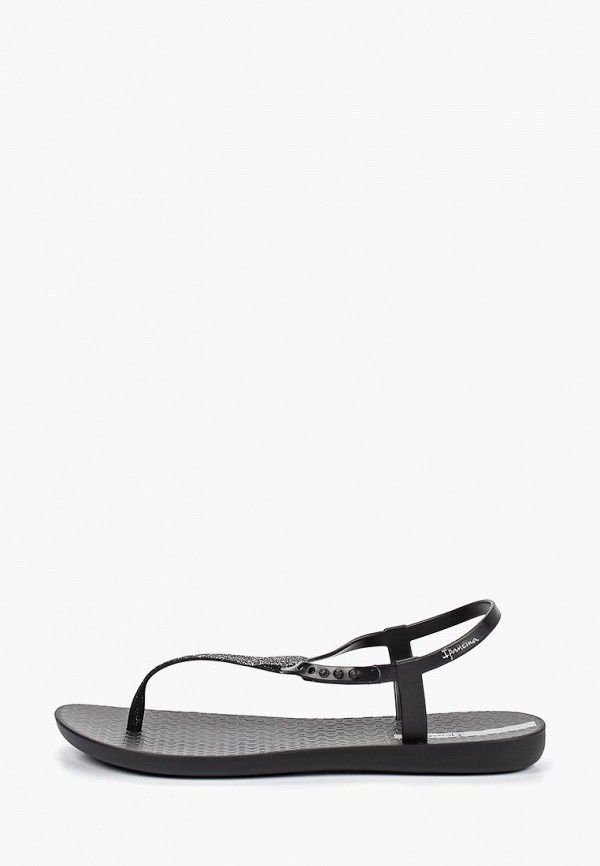 женские сандалии ipanema, черные