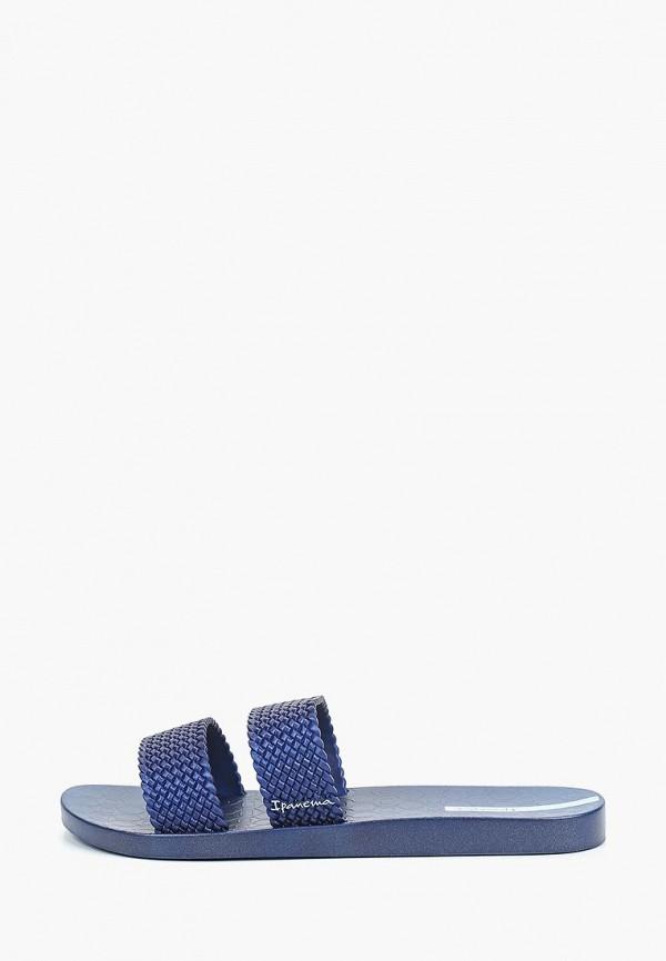 Сланцы Ipanema, ip124awdrfo3, синий, Весна-лето 2019  - купить со скидкой