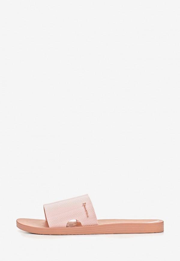 Купить Сланцы Ipanema, ip124awdrfp6, розовый, Весна-лето 2019