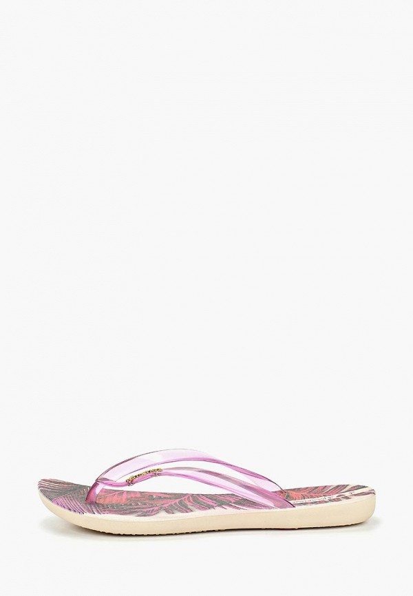 женские сланцы ipanema, фиолетовые
