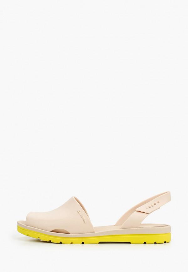 женские сандалии ipanema, бежевые