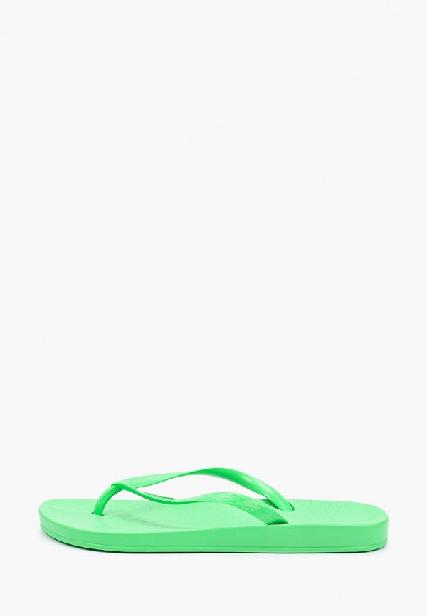 женские сланцы ipanema, зеленые