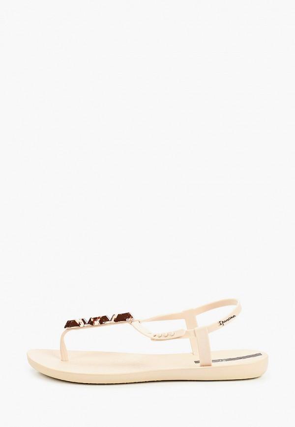 женские сандалии ipanema, белые