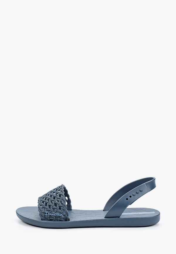 женские сандалии ipanema, синие