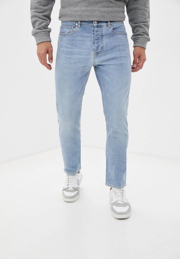 мужские прямые джинсы iro, голубые