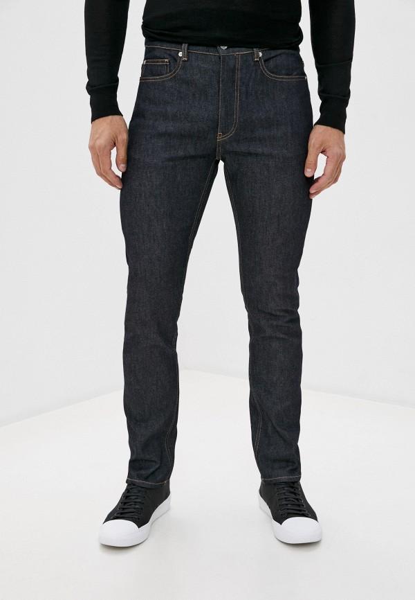 мужские зауженные джинсы iro, синие