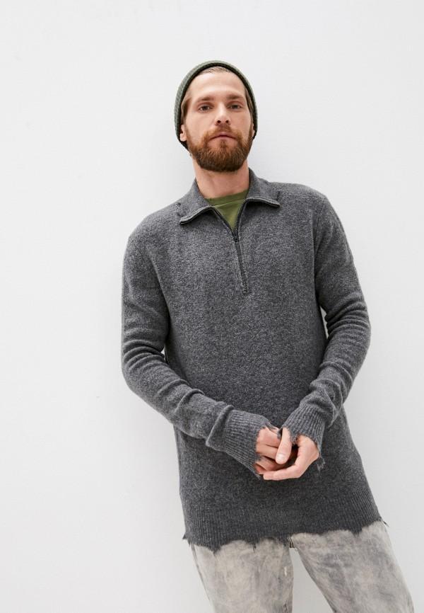 мужской джемпер iro, серый