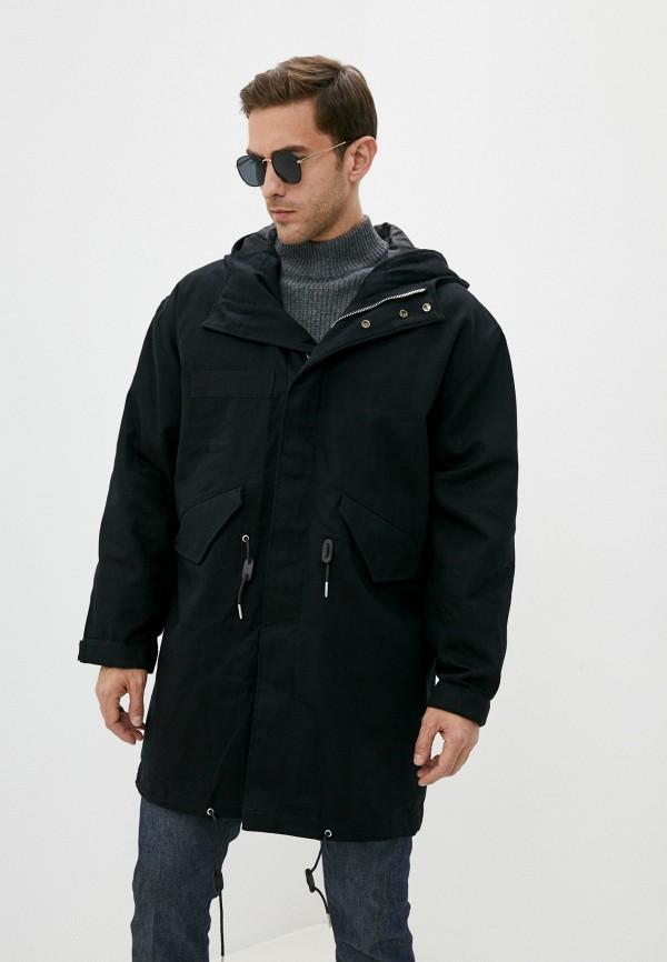 мужская куртка iro, черная
