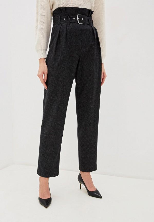 женские повседневные брюки iro, черные