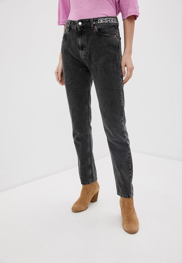 женские прямые джинсы iro, серые