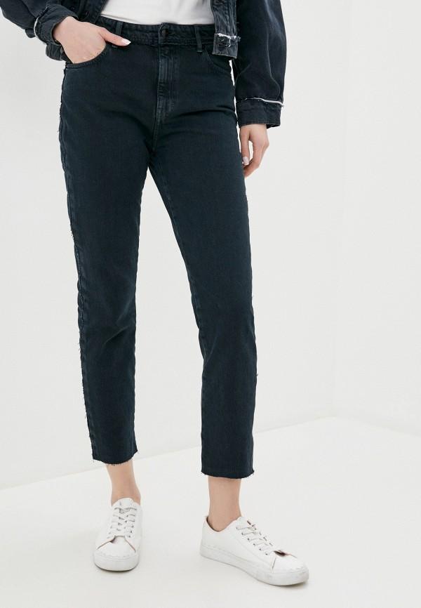 женские джинсы клеш iro, синие
