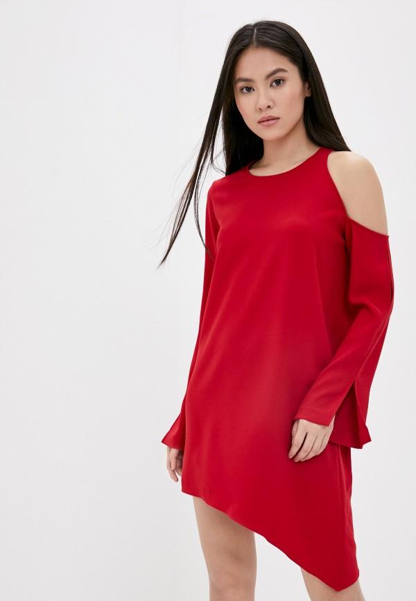 женское повседневные платье iro, красное