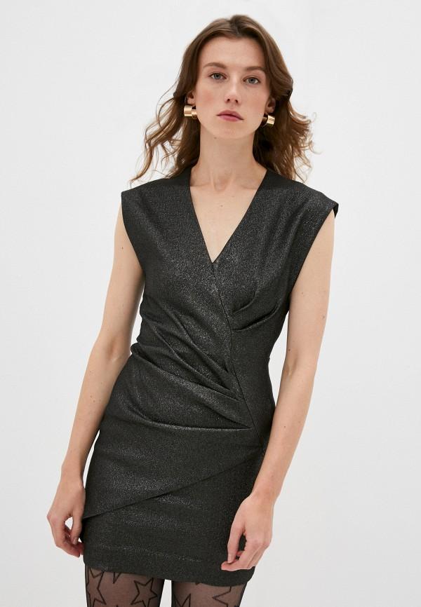 женское вечерние платье iro, хаки