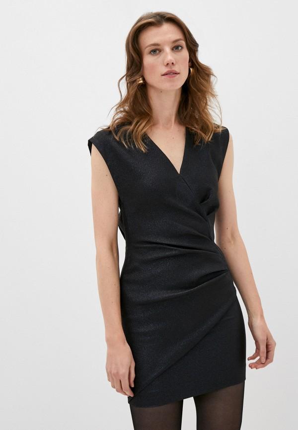 женское повседневные платье iro, синее