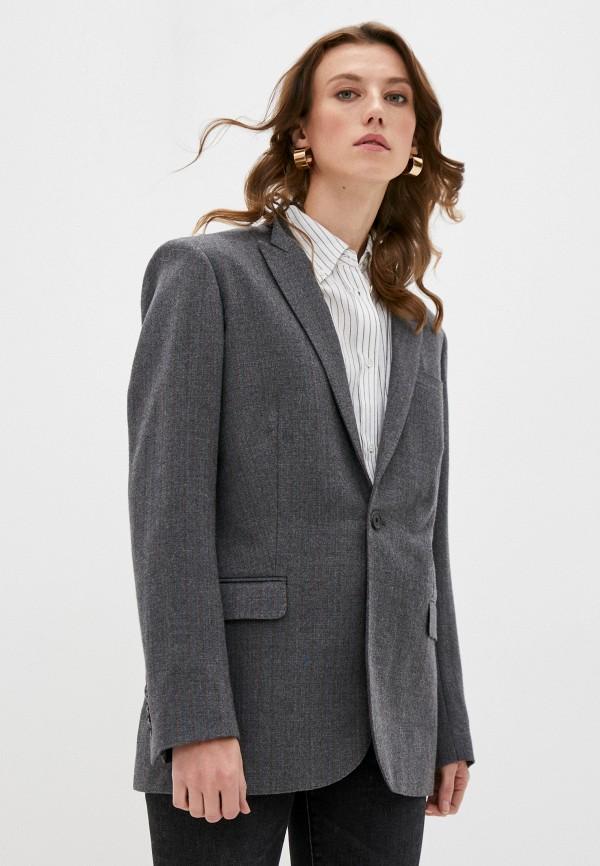 женский пиджак iro, серый