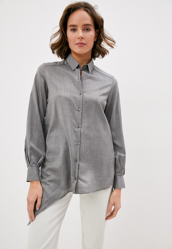 женская блузка iro, серая