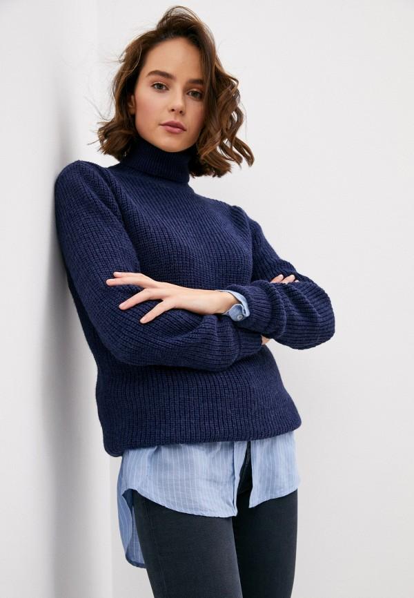 женский свитер iro, синий