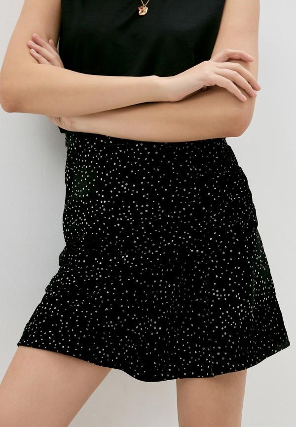 женская юбка iro, черная