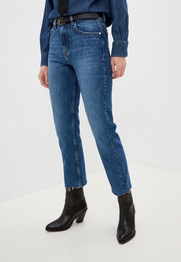 женские прямые джинсы iro, синие