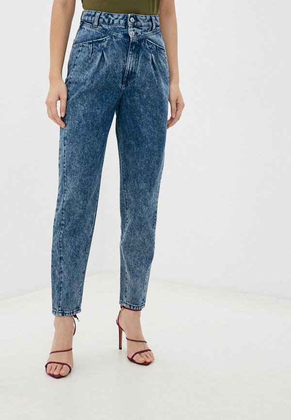 женские джинсы iro, синие